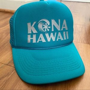 Kona Hawai'i Trucker Hat
